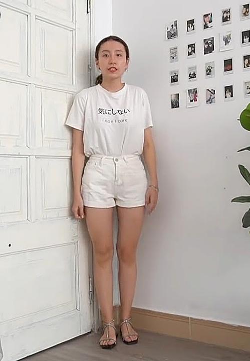 6 cách mặc đẹp chỉ với áo phông trắng - 6