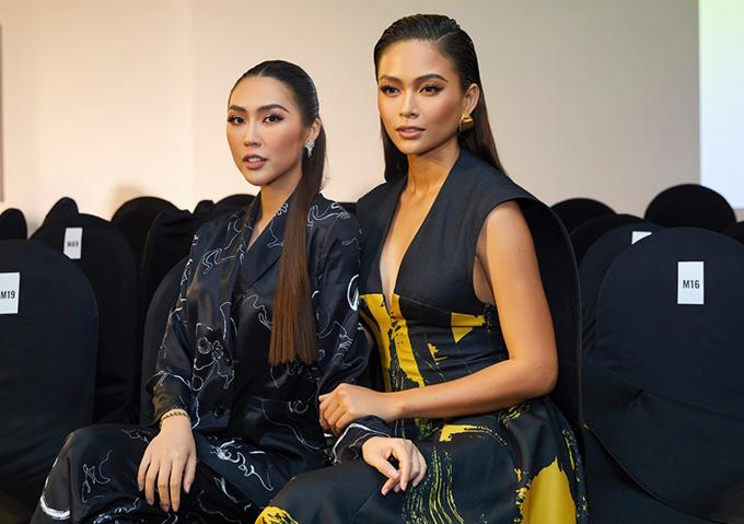 <p> Hoa hậu Tường Linh.</p>