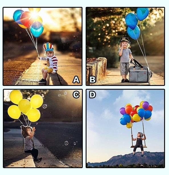 Trắc nghiệm: Bạn sẽ tìm thấy hạnh phúc ở nơi đâu?