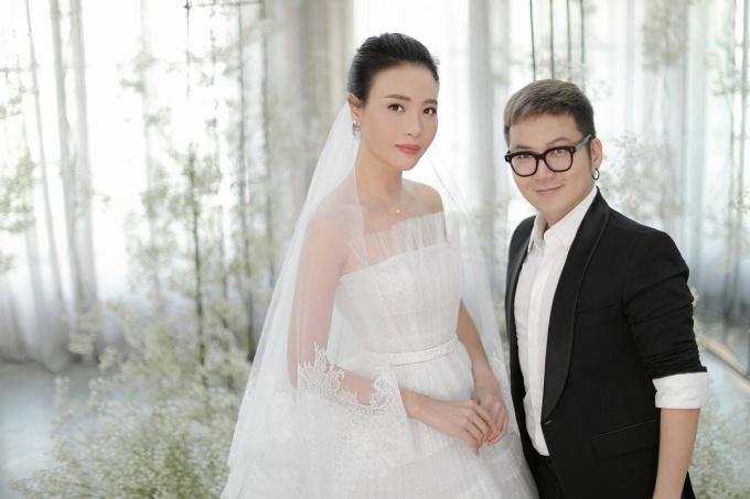 <p> Đàm Thu Trang tìm đến Chung Thanh Phong cách đây 3 tháng để cùng trò chuyện, chia sẻ về chiếc váy cưới trong mơ.</p>