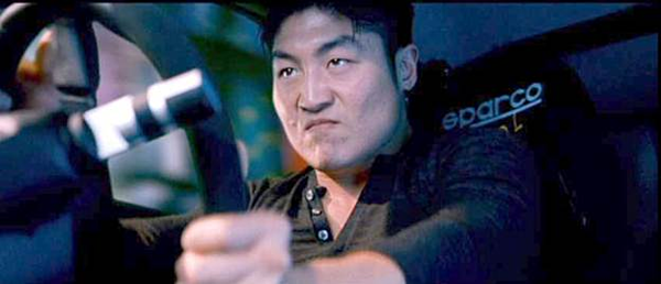 Takashi do Brian Lee thủ vai.