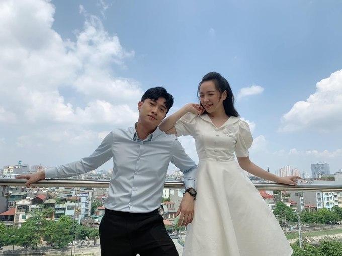 """<p> Có giả thiết đặt ra, Kim Oanh sẽ đóng vai """"tiểu tam"""", thay thế Nhã (Quỳnh Nga) hãm hại Vũ.</p>"""