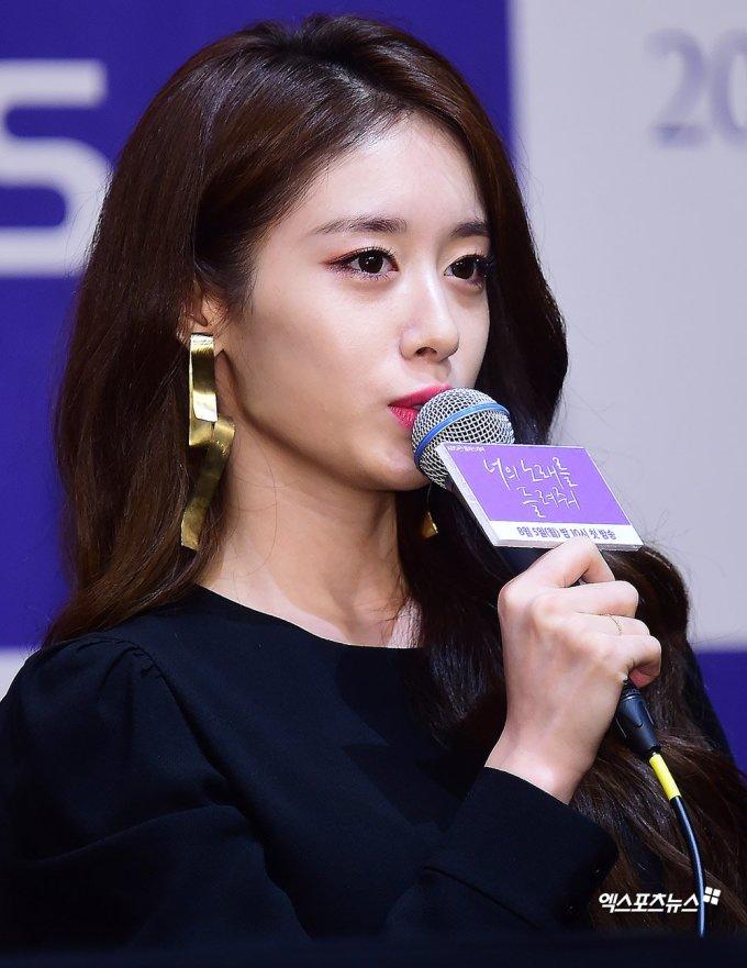<p> Ji Yeon gửi lời cảm ơn fan vì đã luôn chờ đợi cô quay trở lại màn ảnh nhỏ sau 5 năm kể từ<em>Triangle</em> (MBC).</p>