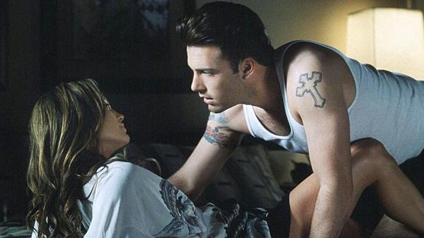 4 phim Hollywood có cảnh yêu đương bị chê tệ hại