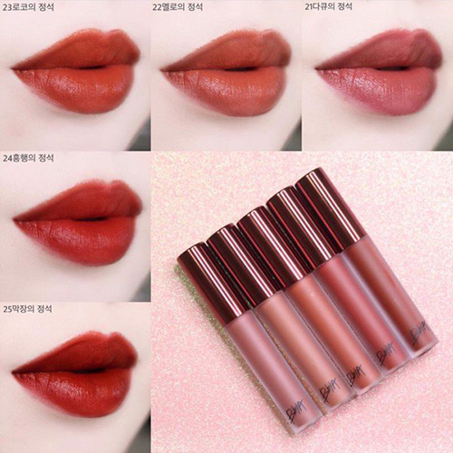 BbiA Last Velvet Lip Tint