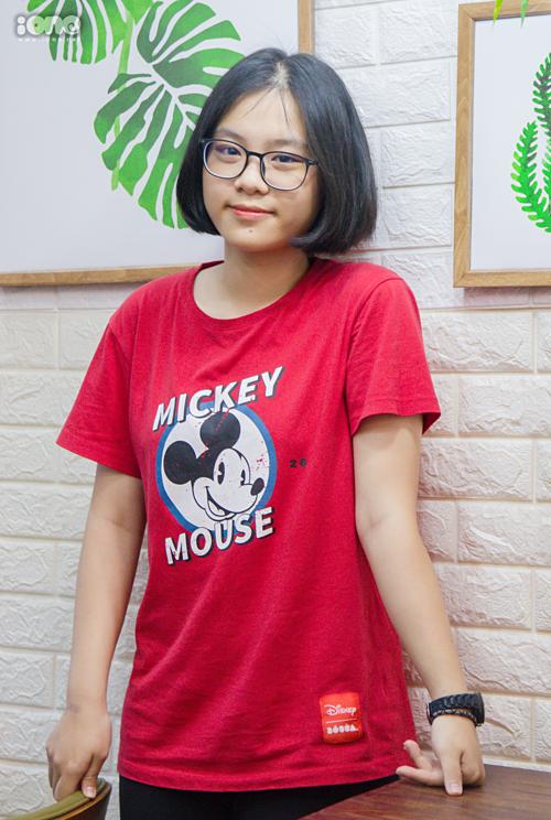 Ước mơ làm bác sĩ của nữ sinh lớp 11 đạt HC Đồng Sinh học Olympic quốc tế - 1