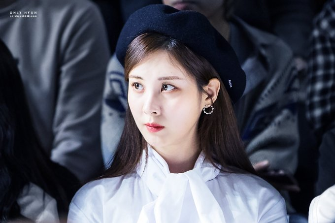 <p> Seo Hyun (cựu thành viên SNSD) từng trở thành tâm điểm chú ý khi dự một sự kiện thời trang hồi tháng 10/2018.</p>