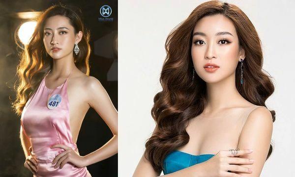 Tân Hoa hậu Thế giới Việt Nam 2019 vốn được nhiều người gọi là bản sao Đỗ Mỹ Linh. Từ đầu cuộc thi, cô cũng được chú ý vì hao hao Hoa hậu Việt Nam 2016 về nhan sắc.