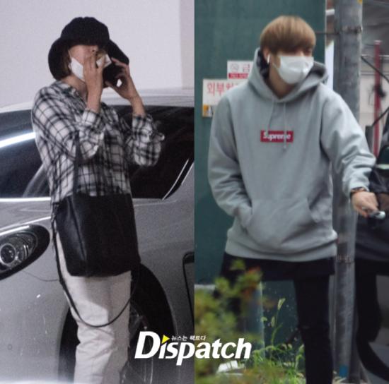 Dispatch bắt gặp Ji Hyo và Daniel hẹn hò bí mật ngày 1/8.