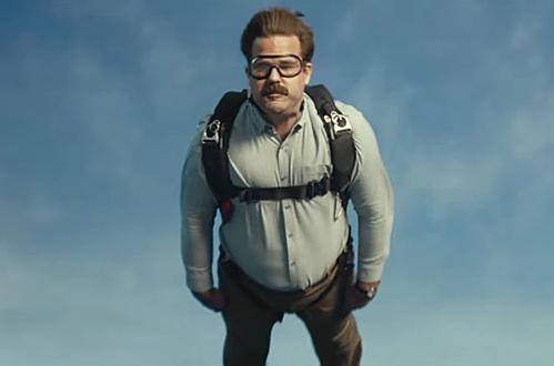 Nhân vật hài hước của Rob Delaney trong Deadpool 2.