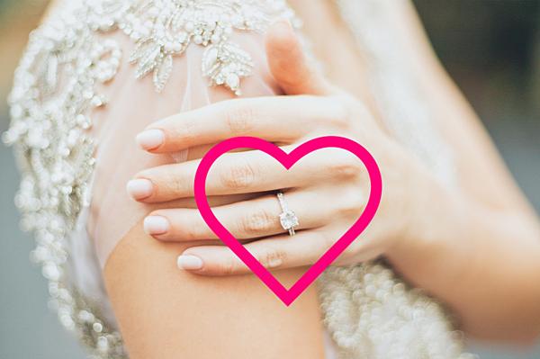 Kiểu dáng nhẫn đính hôn nói gì về mối quan hệ của bạn? - 1