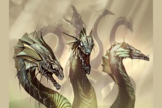 Bạn có biết tên của những sinh vật thần thoại này? - 1