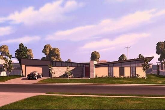 Bạn có biết những ngôi nhà này xuất hiện trong phim Disney nào? - 9