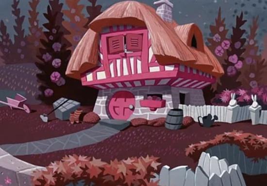 Bạn có biết những ngôi nhà này xuất hiện trong phim Disney nào? - 1