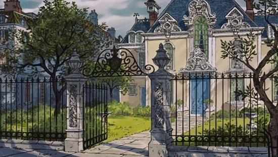 Bạn có biết những ngôi nhà này xuất hiện trong phim Disney nào? - 2