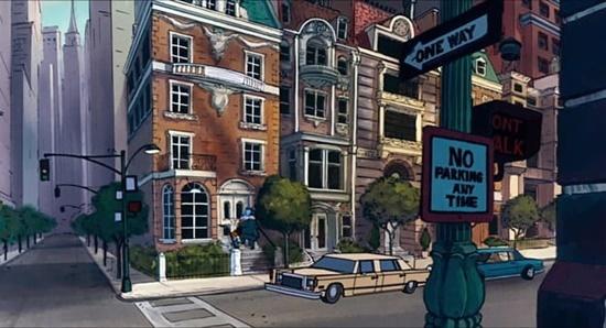 Bạn có biết những ngôi nhà này xuất hiện trong phim Disney nào? - 5
