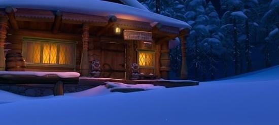 Bạn có biết những ngôi nhà này xuất hiện trong phim Disney nào? - 7