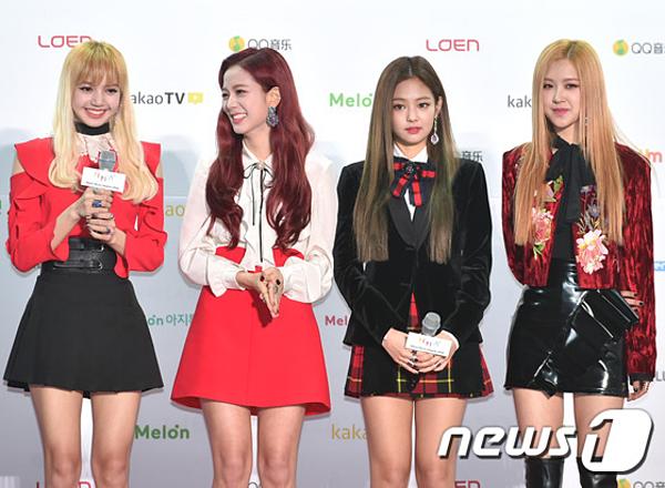 Ngày 19/11/2016, Black Pink tham dự Melon Music Awards và giành giải Best New Artist.