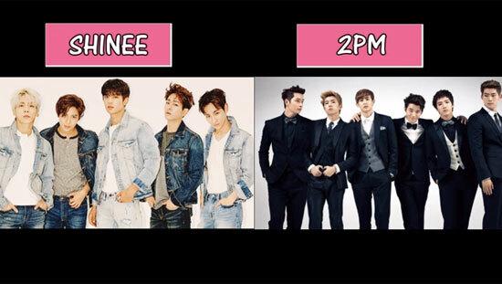 Bạn có nhớ nhóm nhạc Kpop nào debut trước? (3) - 3