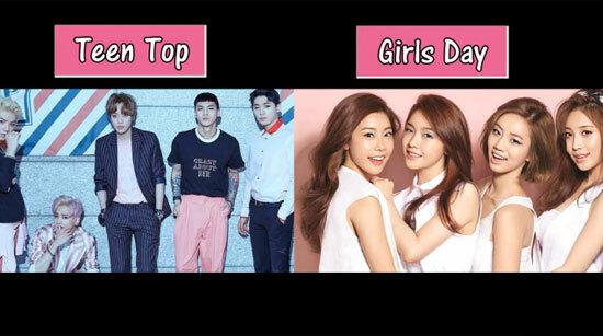Bạn có nhớ nhóm nhạc Kpop nào debut trước? (3) - 5