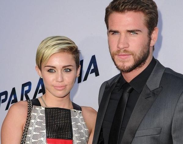 6 tháng đầu năm 2013, mối quan hệ của Miley và Liam vướng tin đồn rạn nứt. Miley thay đổi hình tượng, cắt phăng mái tóc dài. Những lần sánh đôi bên nhau của hai ngôi sao cũng ít dần.