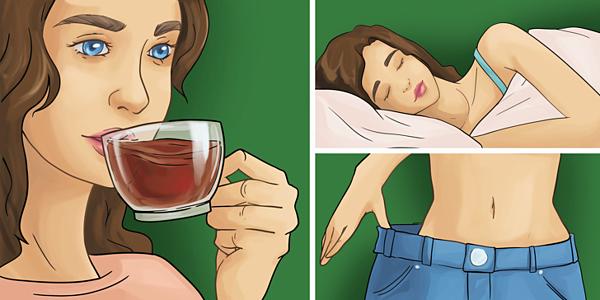 7 thói quen khi ngủ có thể giúp bạn giảm cân - 6