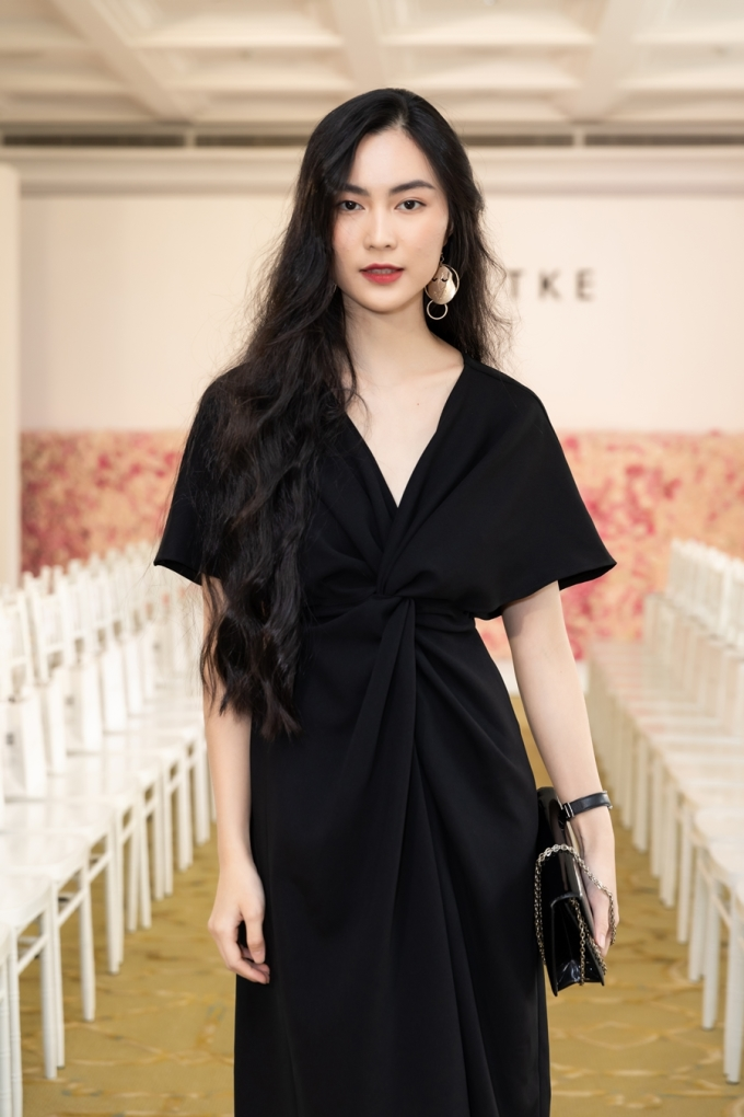 <p> 	Fashionista Helly Tống.</p>