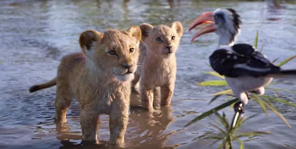 Đồ họa trong phim được đánh giá tuyệt đẹp, chân thực như phim tài liệu về thế giới hoang dã.
