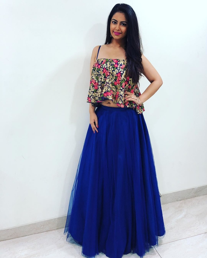 """<p> Bước ra từ sự thành công của """"Cô dâu 8 tuổi"""", Avika nhanh chóng tỏa sáng thành ngôi sao hạng A của Bollywood.</p>"""