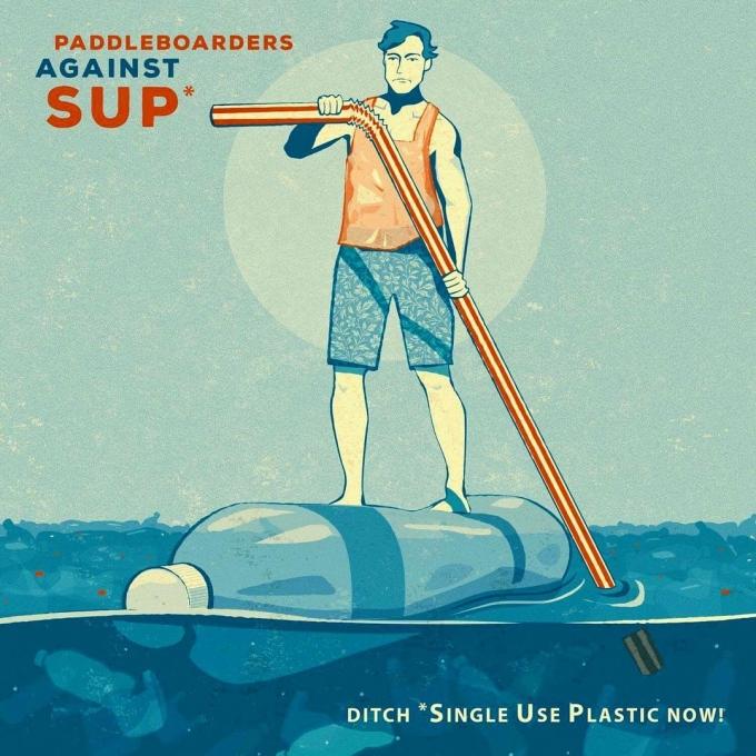 <p> Đại dương sẽ dần ngập rác, rác thải thay thế cho sinh vật biển.</p>