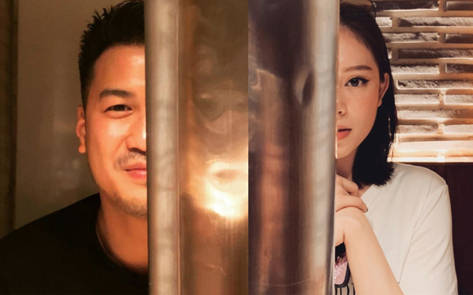 <p> Từ một số bức ảnh chụp chung thân thiết, thiếu gia Phillip Nguyễn và hot girl Hà thành Linh Rin bị nghi đang hẹn hò. Mới đây, cặp đôi đồng loạt đăng tải bức ảnh chụp cho nhau trong chuyến du lịch Seoul, ngầm khẳng định mối quan hệ hiện tại.</p>