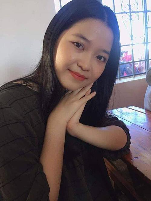 Nữ sinh Nguyễn Vũ Trà My.