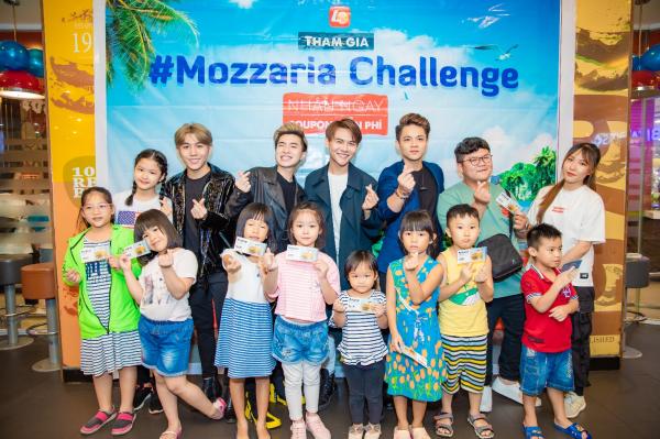 Giới trẻ Hà Nôị, Sài Gòn quẩy theo điệu nhạc Mozzaria - 5