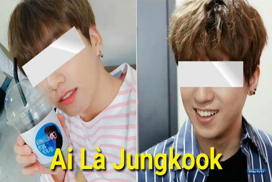 Nhanh mắt phân biệt thành viên BTS - 1