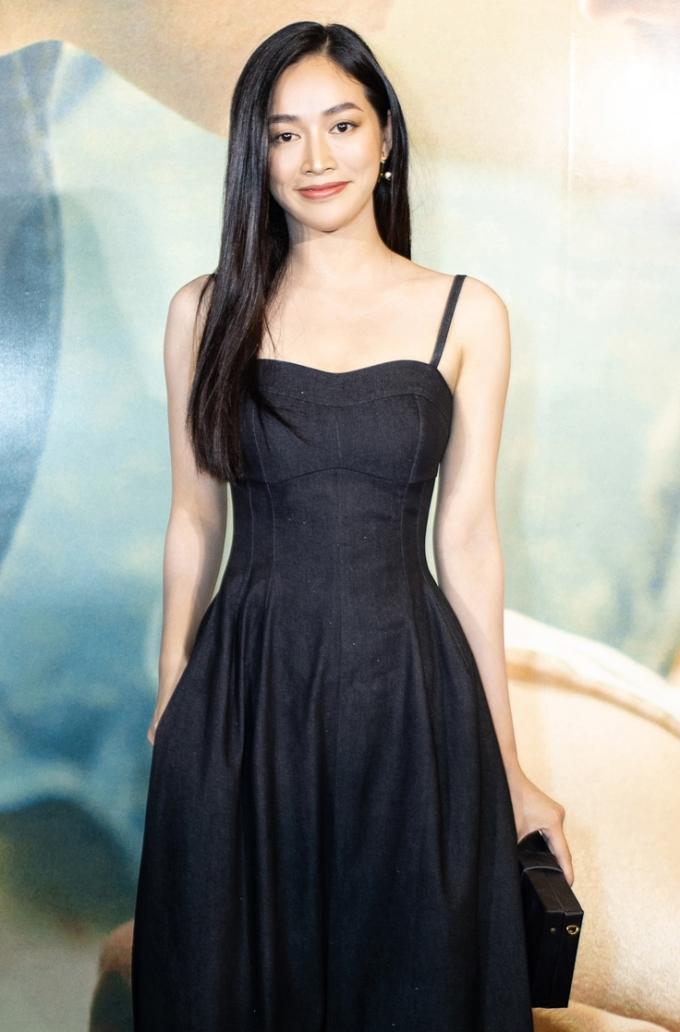 <p> Người đẹp Mai Thanh Hà cũng có vai diễn trong phim.</p>
