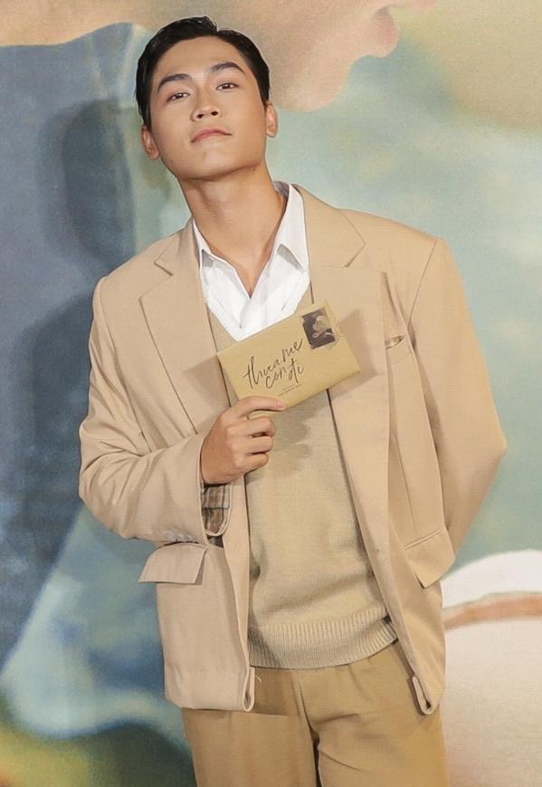 <p> Võ Điền Gia Huy là một tân binh của nghệ thuật thứ bảy, sở hữu gương mặt điển trai.</p>