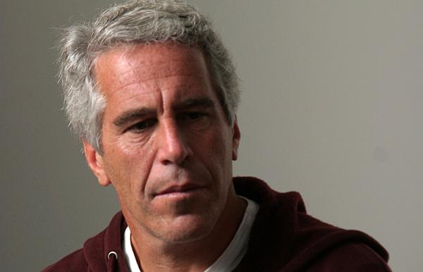 Nhà tài phiệt Jeffrey Epstein.