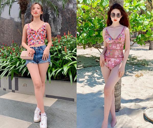Ngoài công việc chính liên quan đến diễn xuất, Lương Thanh còn được một số nhãn hàng mời chụp hình thời trang vì vóc dáng đẹp.