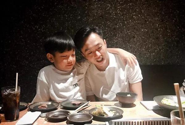 Cường Đô la và Subeo trông giống nhau chẳng khác gì... hai anh em.