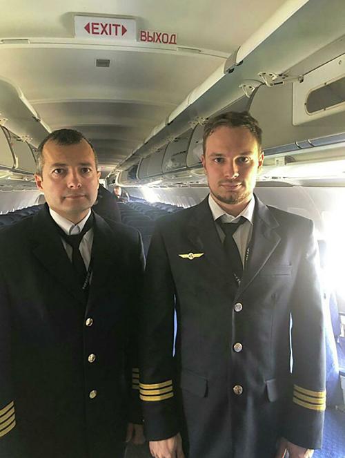 Phi công hạ cánh giữa đồng ngô được Tổng thống tặng danh hiệu anh hùng Nga - 1