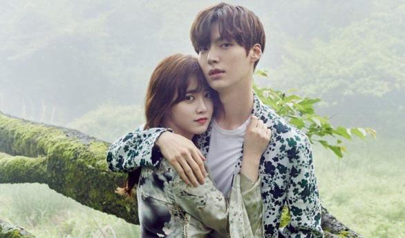 Goo Hyun Sun và Ahn Jae Hyun từng có câu chuyện tình đáng ngưỡng mộ.