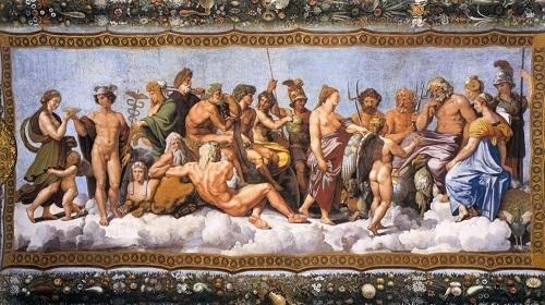 Đo lường chỉ số hiểu biết của bạn về thần thoại châu Âu - 2