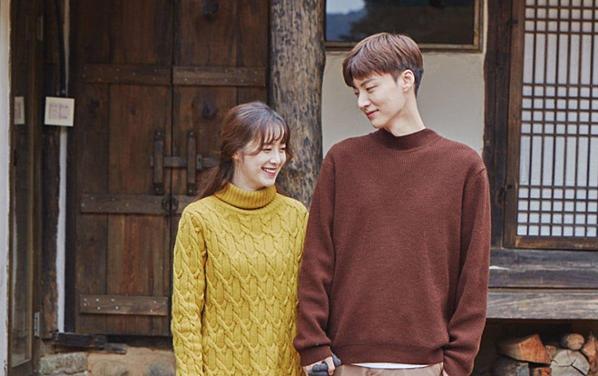 ...và Goo Hye Sun - Ahn Jae Hyun đều từng rất hạnh phúc.