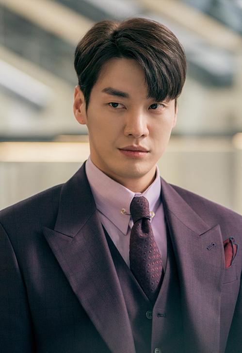Người mẫu kiêm diễn viên Kim Young Kwang.