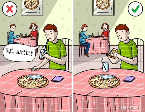 10 quy tắc xã giao cần nhớ để không thành người kém sang - 5