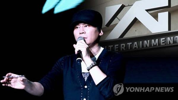 Cựu chủ tịch YG Yang Hyun Suk.