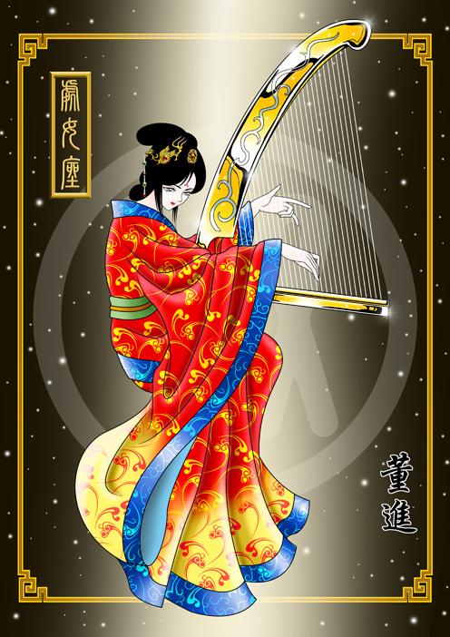 12 chòm sao lột xác làm người đẹp cổ trang với Hán phục thời phong kiến - 5