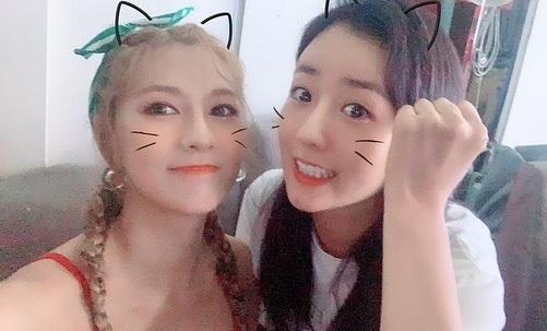Instagram sao Hàn 21/8 - page 2 - 1