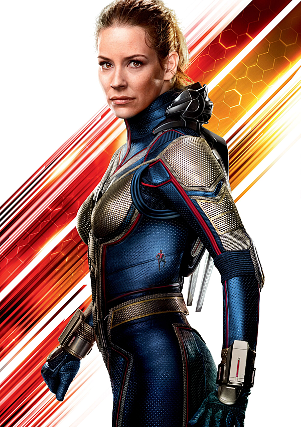 Evangeline Lilly (The Wasp)