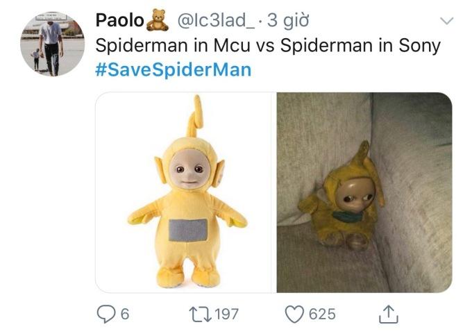<p> Một khán giả dự đoán: Spider-Man khi ở với MCU đẹp đẽ bao nhiêu, về tay Sony sẽ thảm hại bấy nhiêu. Hãng sẽ lại đi vào vết xe đổ của những phim Người Nhện trước đó.</p>